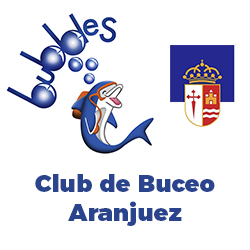 CLUB DE BUCEO ARANJUEZ BUBBLES