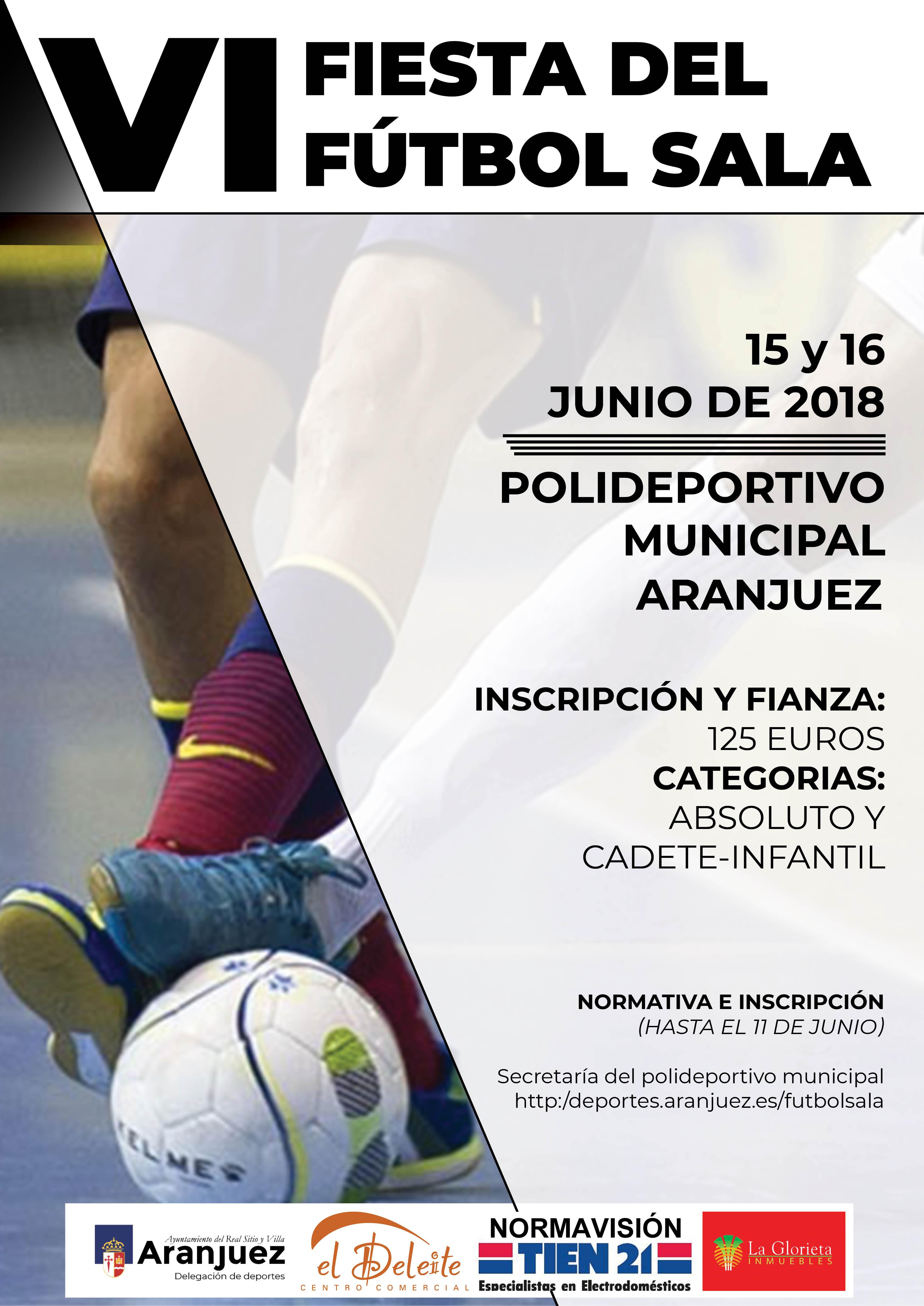 VI Fiesta del Fútbol Sala – Delegación de Deportes 458a283e8394e